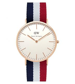 DANIEL WELLINGTON   0103DW Classic Cambridge watch