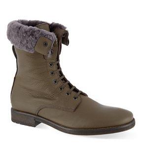 FACONNABLE   Commando boots
