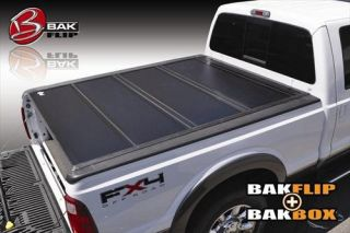 BAK Industries   BAKFlip F1 Hard Folding Tonneau Cover   Fits 66.0 in./5 ft. 6 in. Bed and also With Cargo Channel System