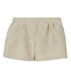 CHLOE   Lurex shorts 4 14 years