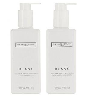 THE WHITE COMPANY   Blanc hand care set