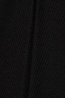 Ribbed stretch knit mini dress  ENZA COSTA