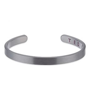 TED BAKER   Brushed metallic cuff