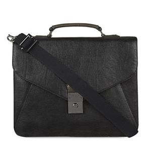 TED BAKER   Genstry leather briefcase