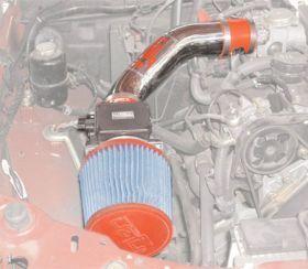 1997 2002 Mitsubishi Montero Sport Cold Air Intakes   Injen IS1850P   Injen IS Series Short Ram Intake