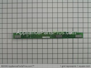 GE WR55X10120 Board Assembly Te