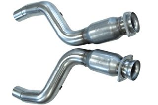 2005, 2006 Pontiac GTO Crossover Pipes and Collectors   Kooks 24123200   Kooks Exhaust Connection Pipes