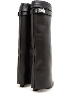 Givenchy 'shark Tooth' Boots   Stefania Mode
