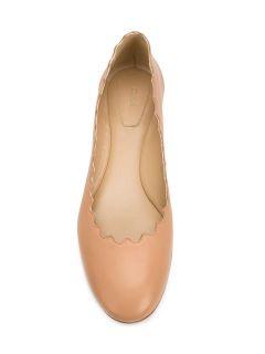 Chloé 'lauren' Ballerinas   Chuckies New York