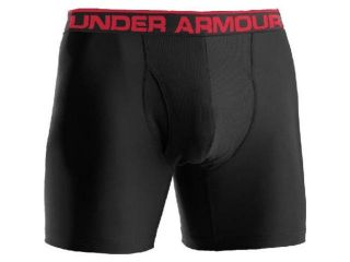 Under Armour Black Small Original 9 Boxerjock   1230365001SM