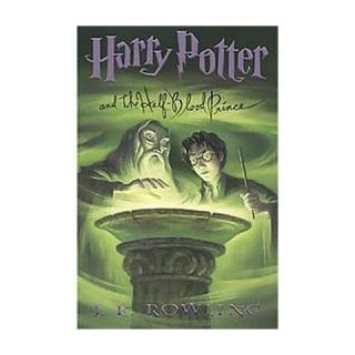 Harry Potter and the Half blood Prince ( Harry Potter) (Hardcover