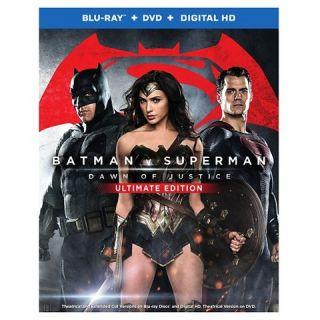 Batman v Superman: Dawn of Justice (Blu ray/DVD)