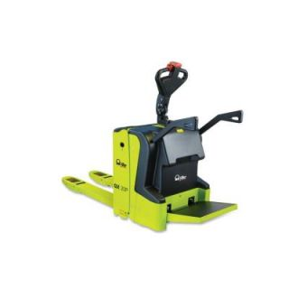 QX20 1150 lb. 20 in. x 45 in. Electric Pallet Truck DISCONTINUED EG443000000