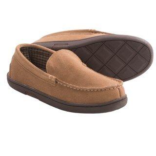 L.B. Evans Dominick Suede Slippers (For Men) 8384D 81
