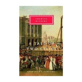 Tale of Two Cities ( Everymans Library) (Hardcover)