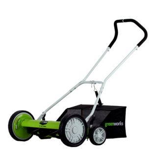 Great States Deluxe Hand Reel Push Lawn Mower