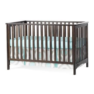 Child Craft London Euro 3 in 1 Traditional Crib   Slate    Childcraft
