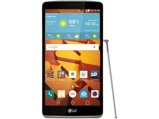 "LG G Stylo LS770 LTE Boost Mobile 5.7"" display with Stylus pen Cell Phone"