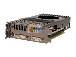 EVGA 640 P2 N827 AR GeForce 8800GTS 640MB 320 bit GDDR3 PCI Express x16 HDCP Ready SLI Supported Video Card