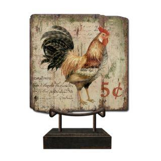 Home Decor Country Decor Chicken Tabletop Sign