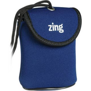 Zing Designs  Camera Pouch, Small (Blue) 563 103