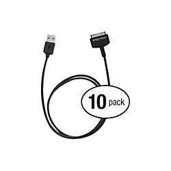 Ergotron Tablet Management 30 Pin to USB Cable Kit 76 cm Length for iPad