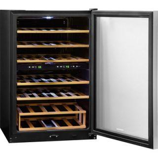 38 Bottle Dual Zone Freestanding Wine Refrigerator by Frigidaire