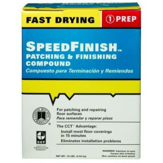 Custom Building Products SpeedFinish 10 lb. Patching and Finishing Compound SF10
