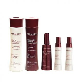 Keranique 60 Day Volumizing Kit with Deep Hydration   1428998