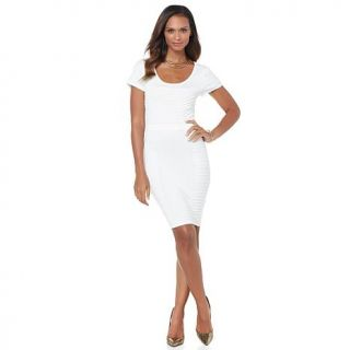 Wendy Williams Scoop Neck Sweater Dress   7820099