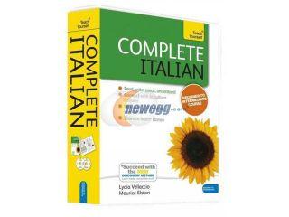 Teach Yourself Complete Italian Teach Yourself BOX PCK PA