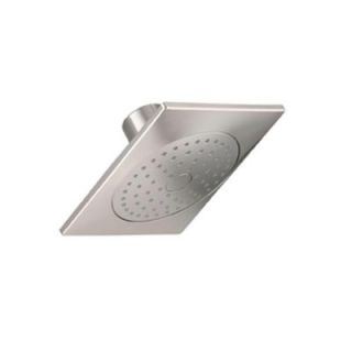 KOHLER Loure 1 spray Single Function 6 5/16 in. Raincan Showerhead in Vibrant Polished Nickel K 14786 SN