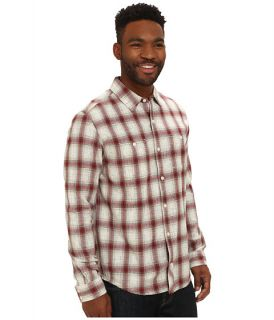 Toad&Co Smythy Spacedye Long Sleeve Shirt Syrah