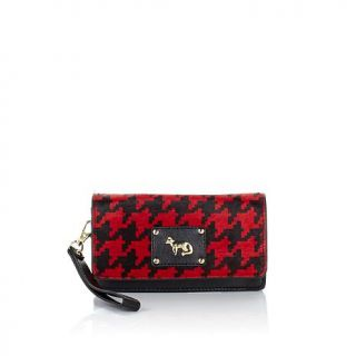 Emma Fox Leather or Haircalf Phone Wristlet   7771466