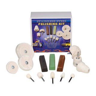 ENKAY Stainless Steel Polishing Kit, Model# 143