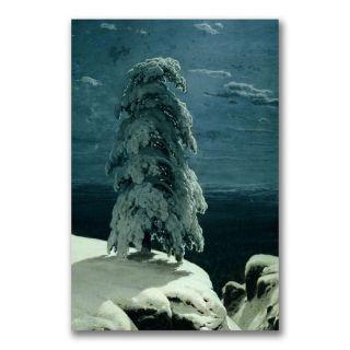 Ivan Shishkin In the Wild North Canvas Art   15785415