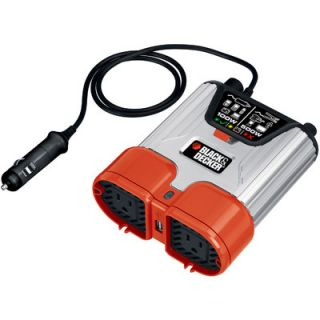 500W Continuous Power Inverter by Black & Decker