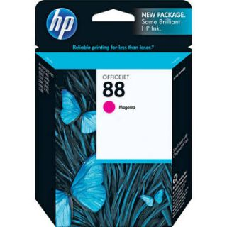 HP  HP 88 Magenta Ink Cartridge C9387AN#140