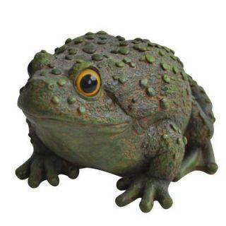 Alpine 4 in. Frog Garden Statue USA392HH