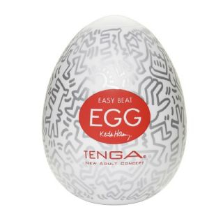 Tenga x Keith Haring Egg   Party