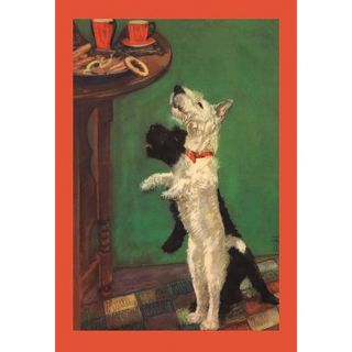 Foolish Little Bing by Diana Thorne Painting Print by Buyenlarge