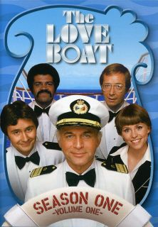 The Love Boat: Season One Vol. 1 (DVD)   Shopping   Big
