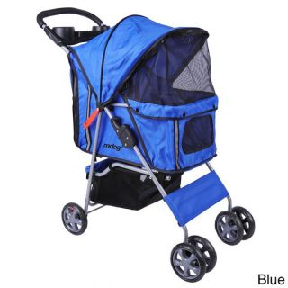 wheel Front and Rear Entry Pet Stroller   16241228