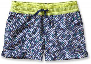 Patagonia Costa Rica Baggies Shorts   Girls