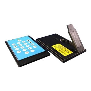 Hiro 3 in 1 Slim Type PCMCIA PC Card Type 2.4Ghz WIFI Presenter with Laser Pointer and Multimedia Control
