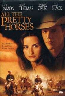 All the Pretty Horses (DVD)   Shopping