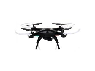 Syma X5SW 4CH 2.4G 6 Axis Gyro Headless Support Mobile Phone Apple IOS Android Wi Fi Wifi Control FPV HD 0.3MP Camera 360 degree 3D Rolling Mode 2 RTF RC Quadcopter