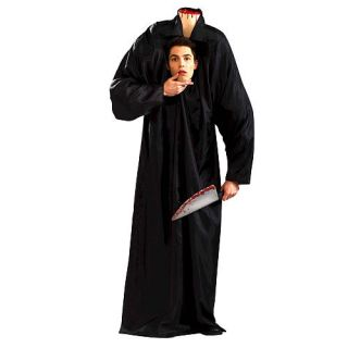 Headless Man Halloween Costume   Adult Size    Costume Super Center