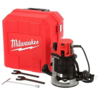 Milwaukee 2 1/4 Max HP Router Kit with Case 5616 21