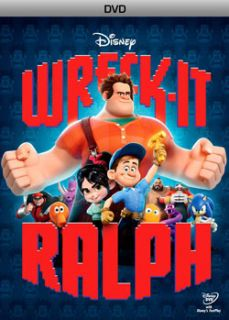 Wreck It Ralph (DVD)   Shopping Disney